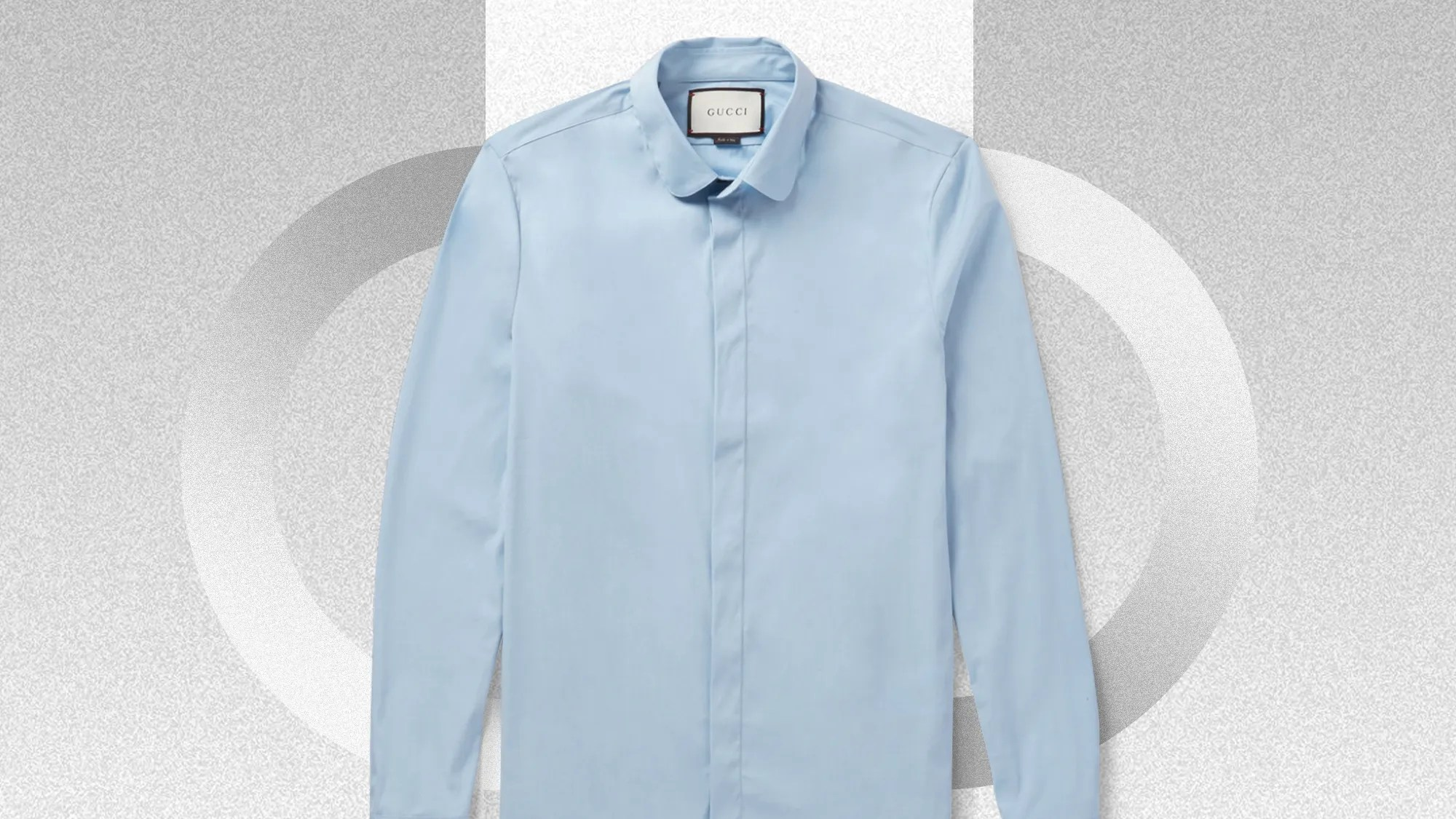 Le Meilleur Ace Gucci S New Look With This One Shirt Gq Ce Mois Ci