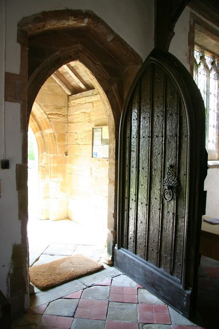 Le Meilleur Open Door © Richard Croft Geograph Britain And Ireland Ce Mois Ci