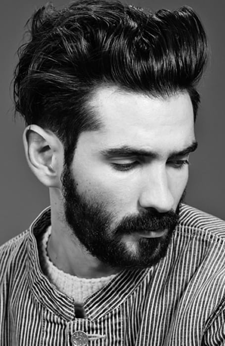 Le Meilleur Mr Porter Jounal – The Man The Mane Men S Hairstyle Ce Mois Ci