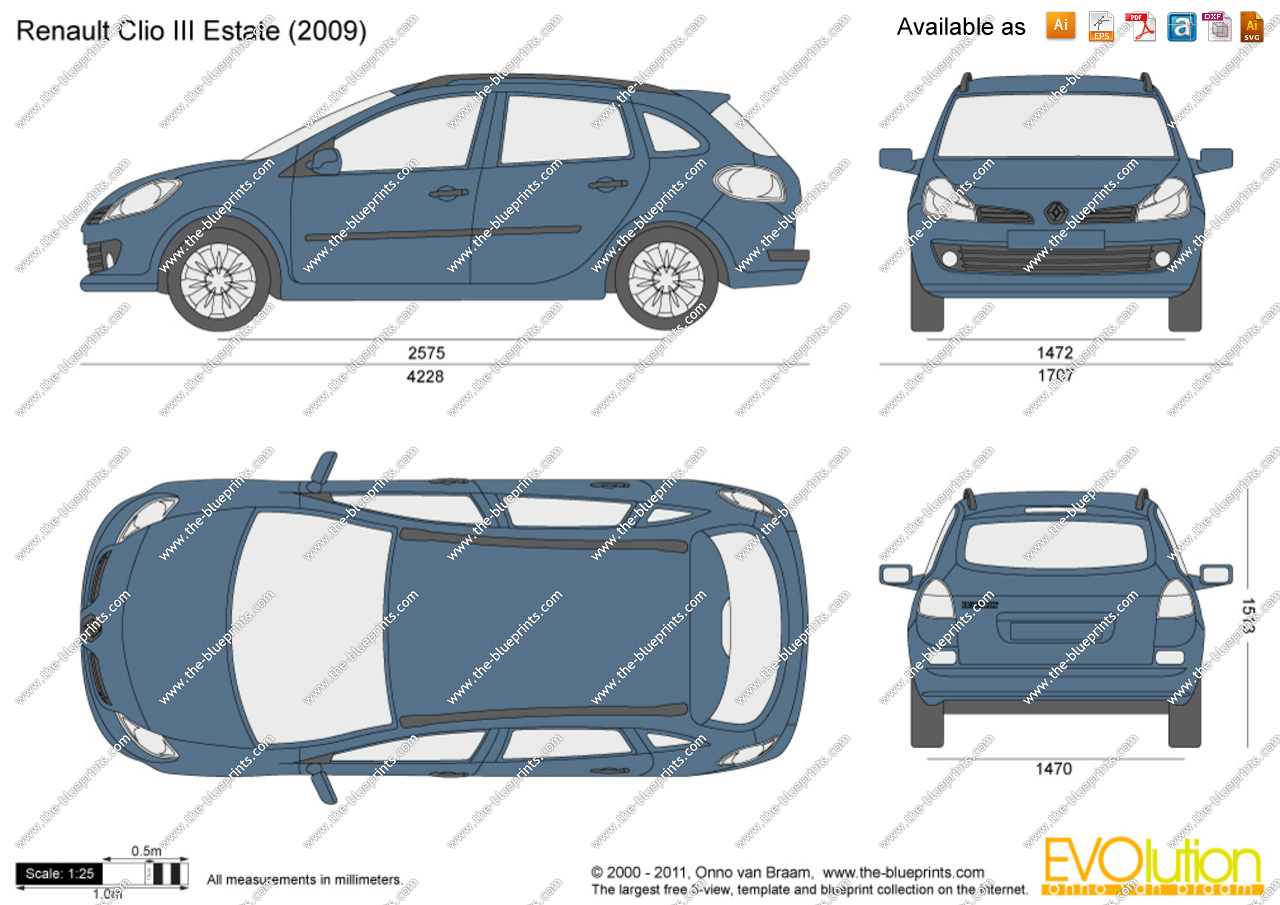 Le Meilleur 2008 Renault Clio Iii Estate – Pictures Information And Ce Mois Ci