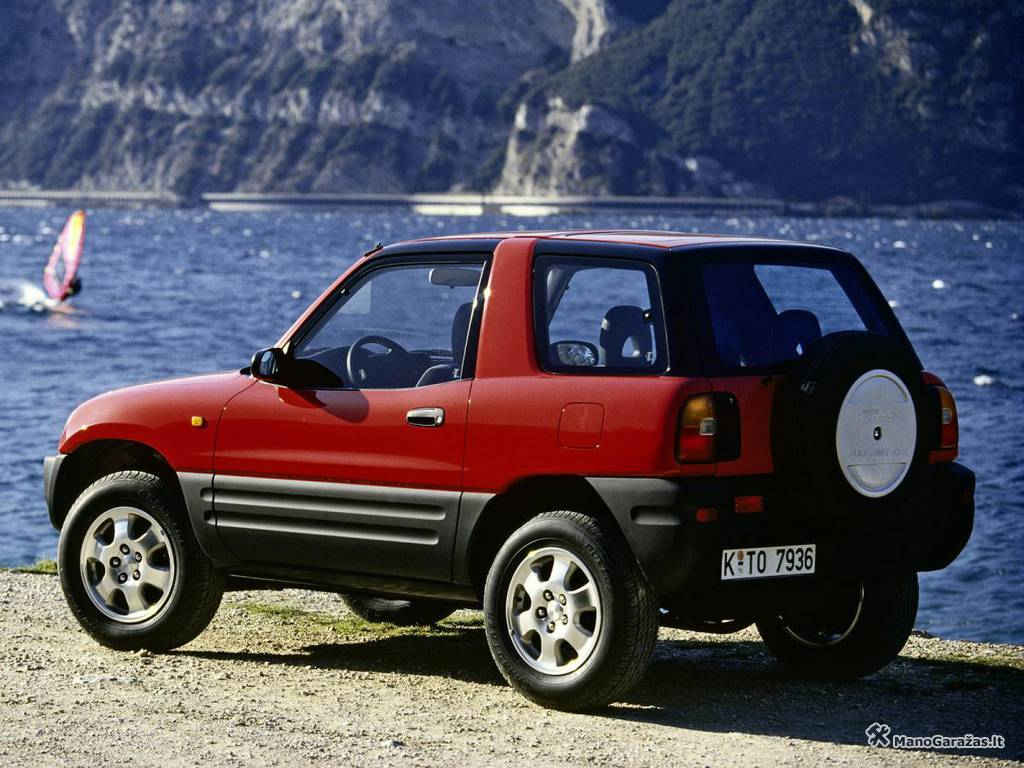 Le Meilleur 1994 Toyota Rav 4 I Xa – Pictures Information And Specs Ce Mois Ci