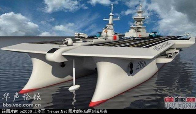 Le Meilleur New Chinese Aircraft Carriers Quantum Leaps Ahead Of Us Ce Mois Ci