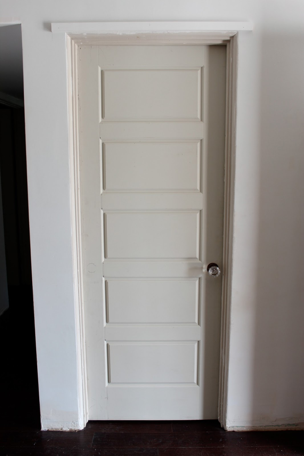 Le Meilleur Diy Door Trim Tutorial Dream Book Design Ce Mois Ci