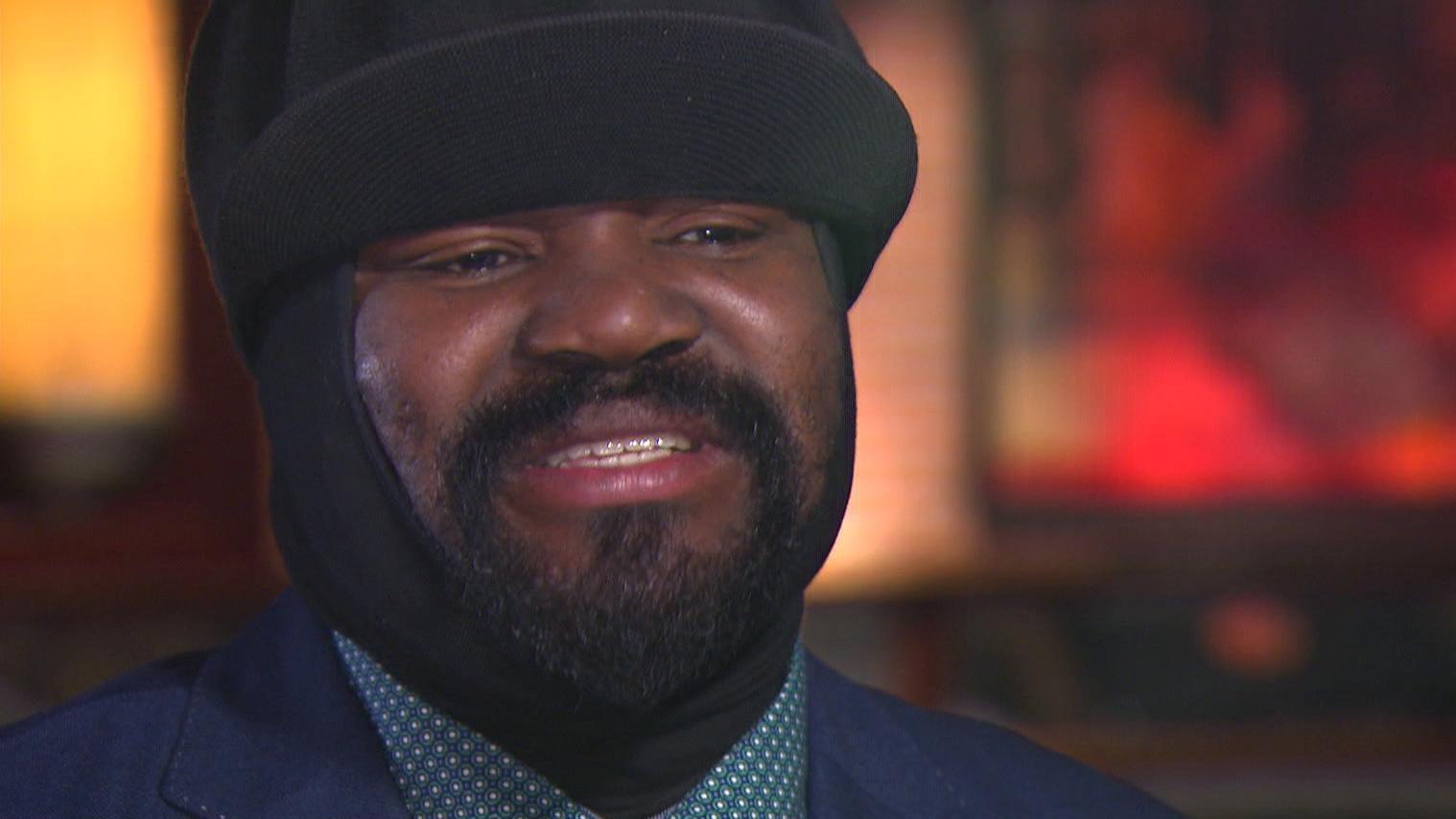Le Meilleur Grammy Winning Jazz Singer Gregory Porter On Music Ce Mois Ci