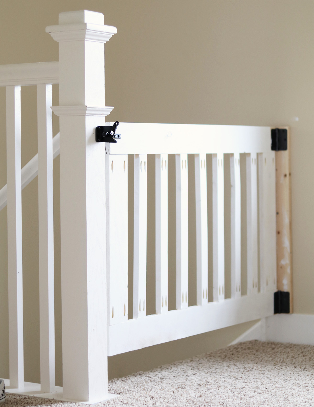 Le Meilleur Diy Baby Gate – The Love Notes Blog Ce Mois Ci