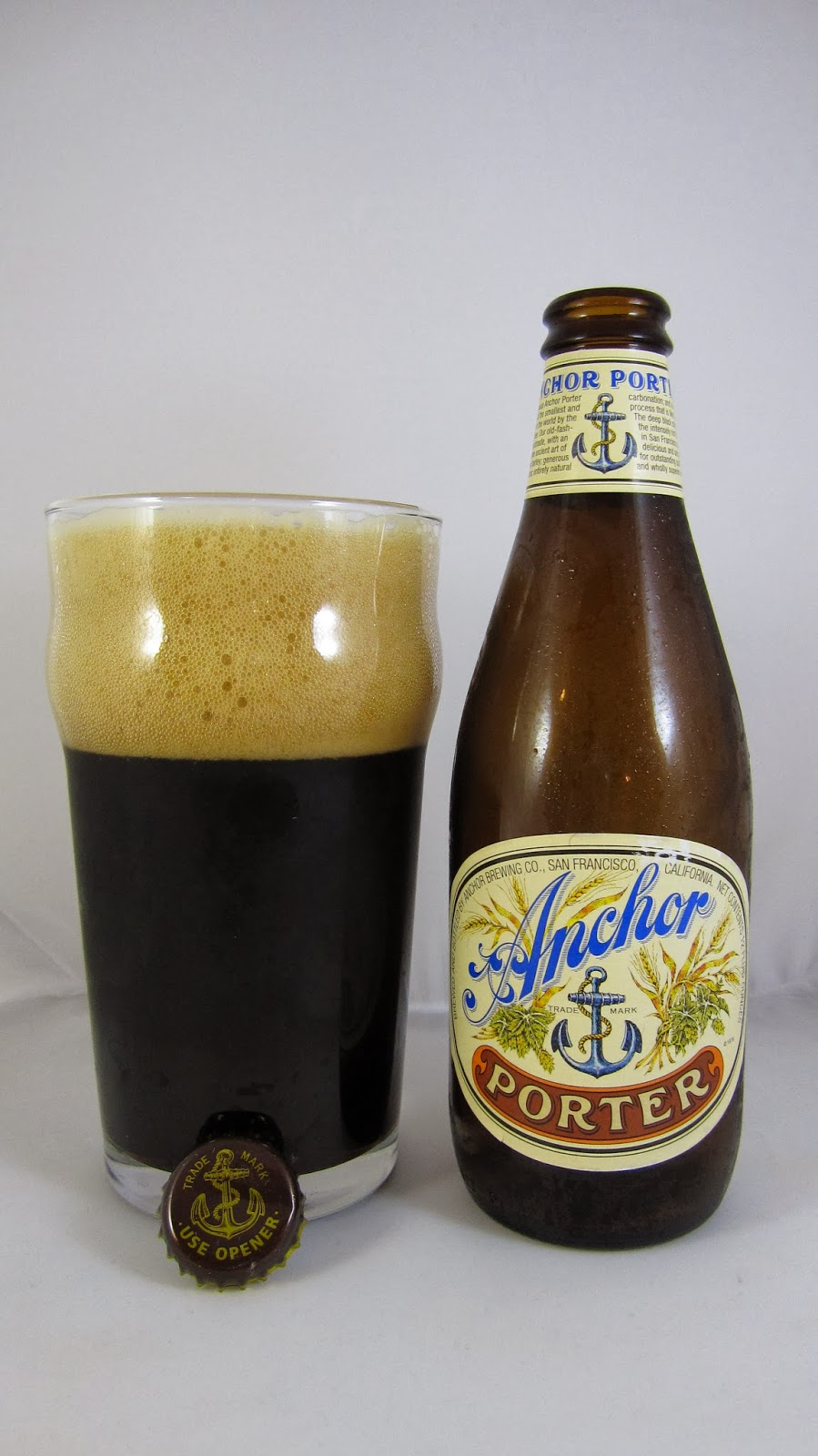 Le Meilleur Chad Z Beer Reviews Anchor Porter Ce Mois Ci Original 1024 x 768