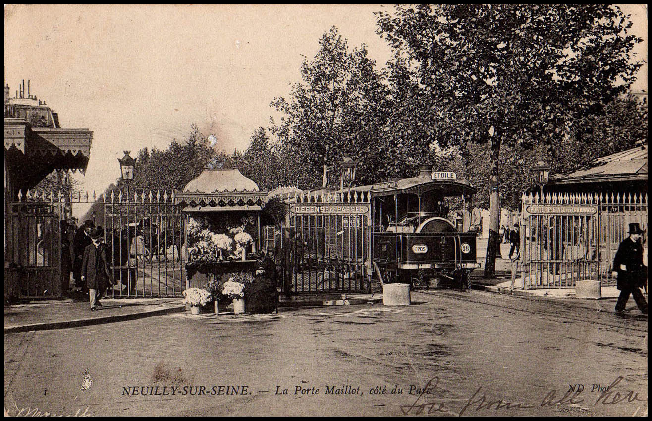 Le Meilleur Phil Beard Postcard Of The Day No 45 Luna Park Porte Ce Mois Ci