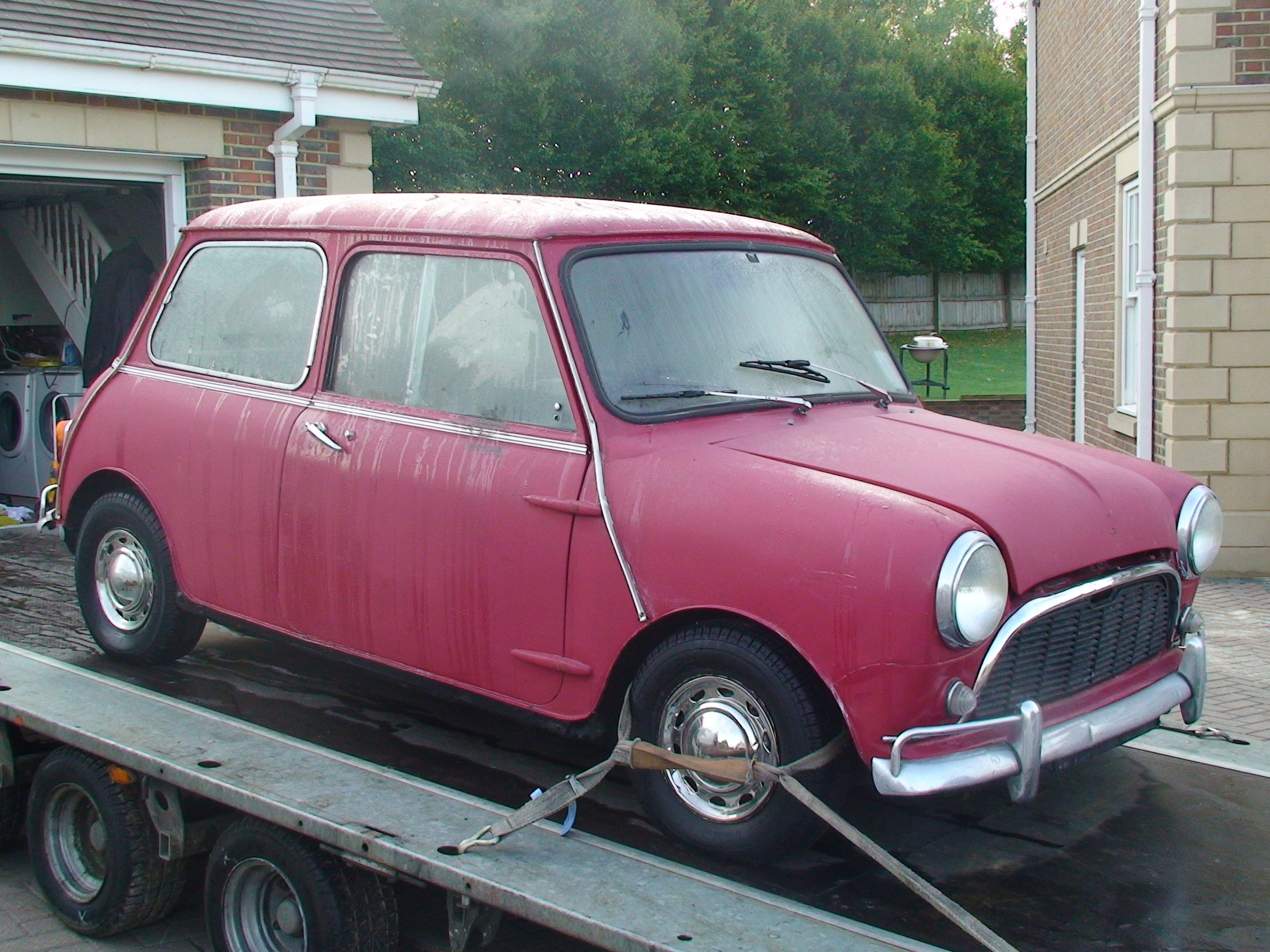 Le Meilleur Minifinity The Classic Mini Forum And Resource • View Ce Mois Ci