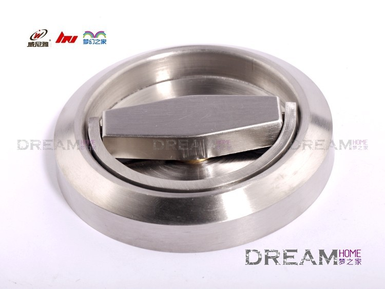 Le Meilleur Free Shiping Stainless Steel Round Door Lock Recessed Ce Mois Ci