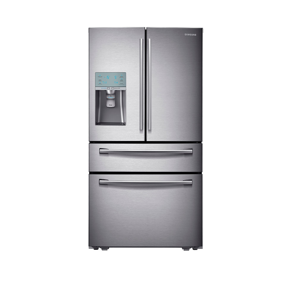 Le Meilleur Samsung 29 1 Cu Ft French Door Refrigerator Stainless Ce Mois Ci