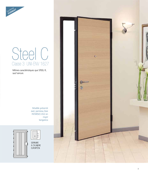 Le Meilleur Steel Alias Srl Production Portes Blindees Ce Mois Ci