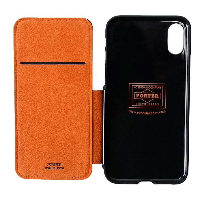 Le Meilleur 吉田カバン、パワーサポートとコラボしたIphone X用ケース「Porter Air Jacket For Ce Mois Ci