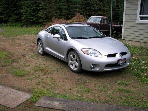 Le Meilleur Find Used 2007 Mitsubishi Eclipse Gs Coupe 2 Door 2 4L In Ce Mois Ci