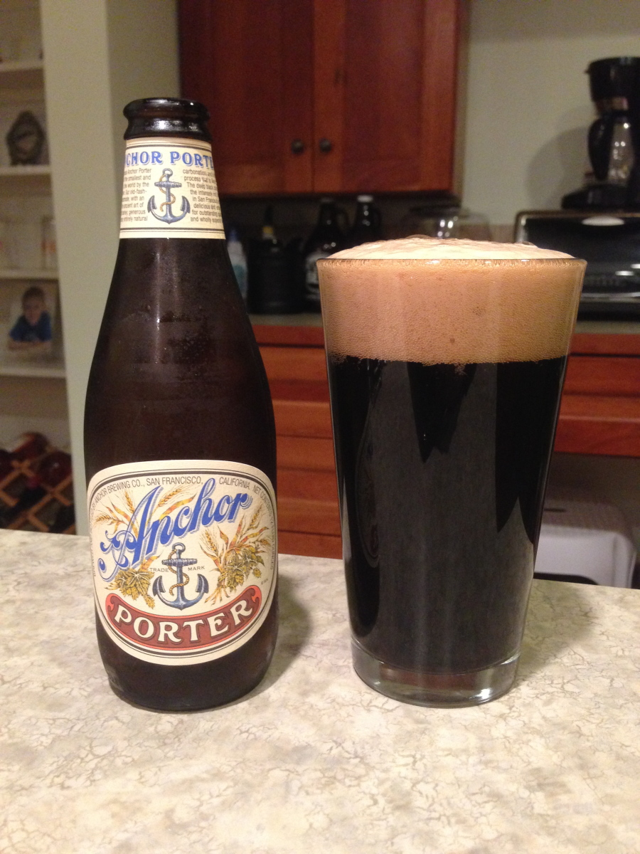 Le Meilleur Anchor Porter Beer Of The Day Beer Infinity Ce Mois Ci Original 1024 x 768
