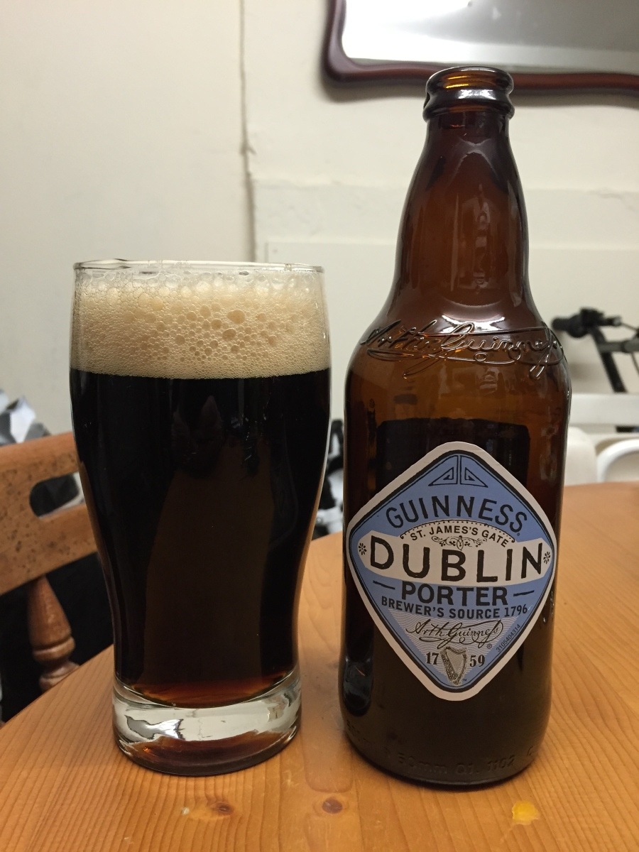 Le Meilleur Guinness Dublin Porter Beer Of The Day Beer Infinity Ce Mois Ci