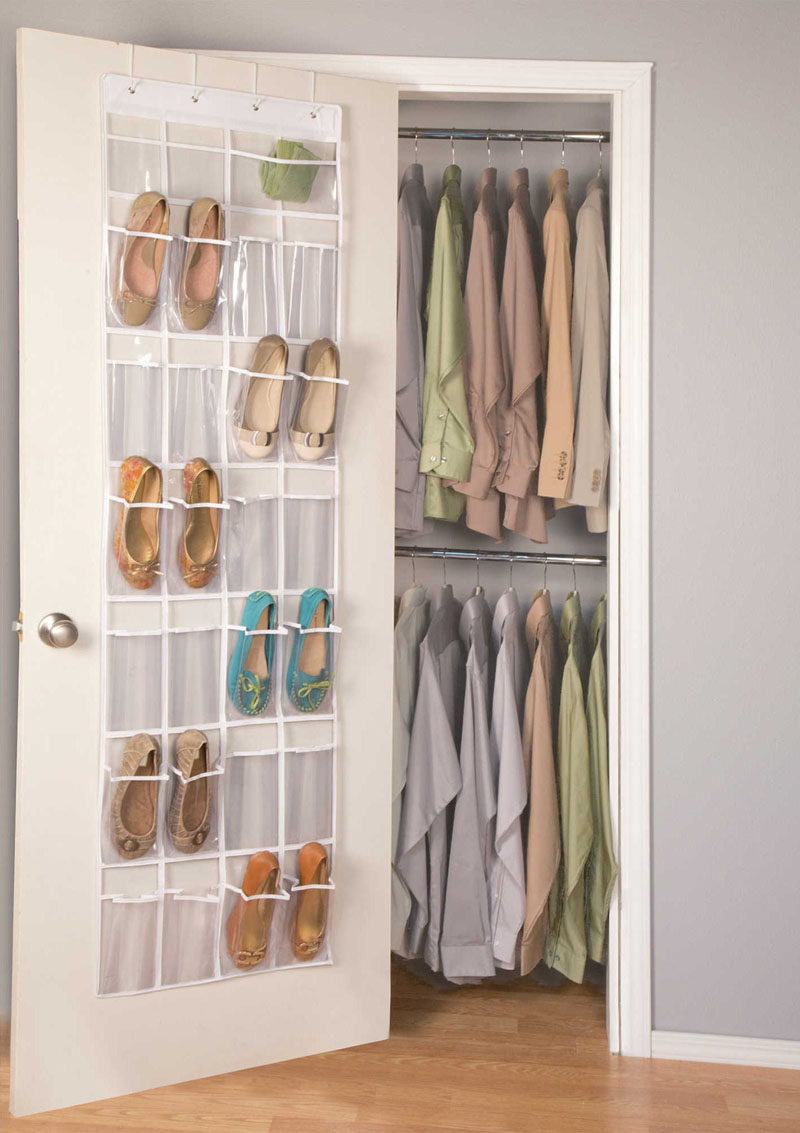 Le Meilleur 9 Storage Ideas For Small Closets Contemporist Ce Mois Ci