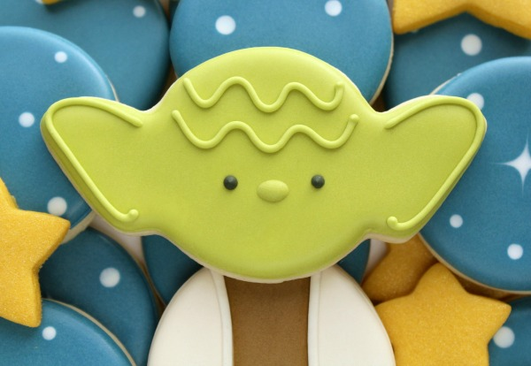 Le Meilleur Simple Decorated Yoda Cookies – The Sweet Adventures Of Ce Mois Ci