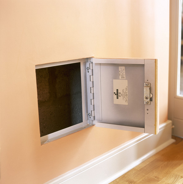 Le Meilleur Wall Safe Photos Design Ideas Remodel And Decor Lonny Ce Mois Ci