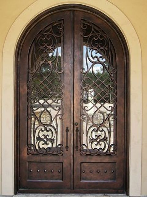 Le Meilleur 23 Metal Front Doors That Are Really Inspiring Shelterness Ce Mois Ci