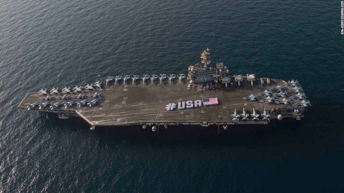 Le Meilleur U S Navy S New 13B Aircraft Carrier Can T Fight Ce Mois Ci