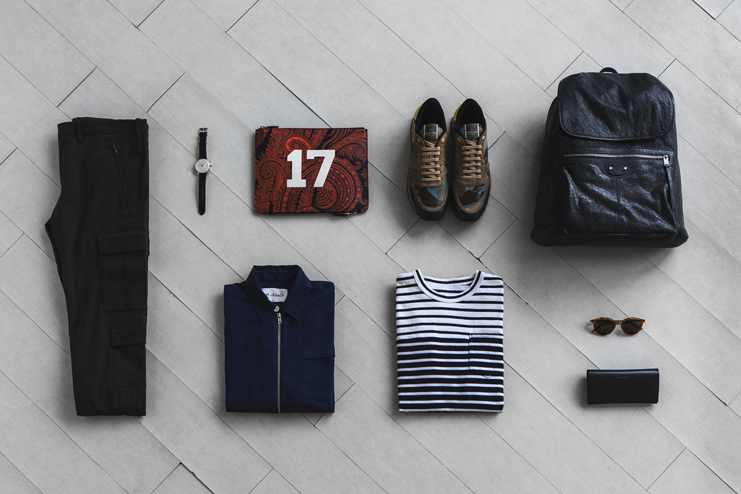 Le Meilleur Essentials Sean Lee Davies For Mr Porter Hypebeast Ce Mois Ci