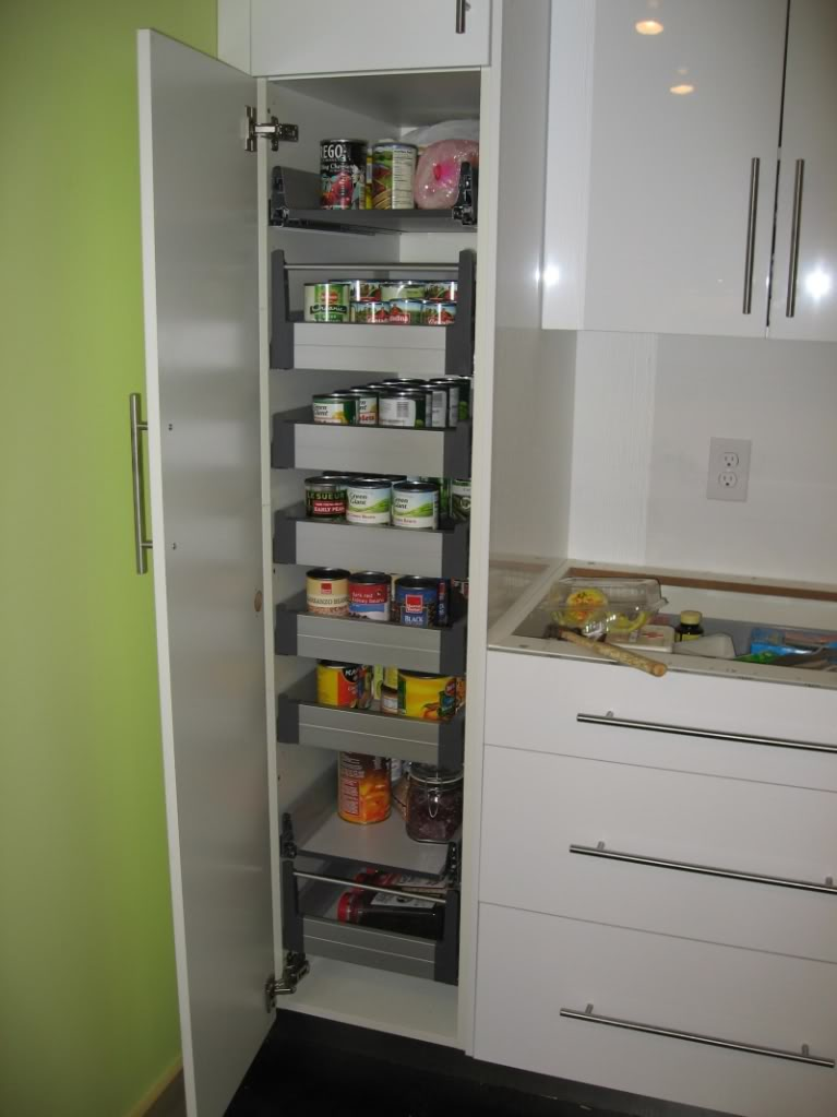 Le Meilleur Decorate Ikea Pull Out Pantry In Your Kitchen And Say Ce Mois Ci