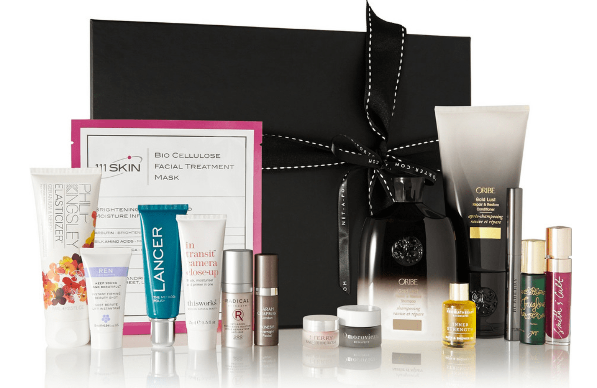 Le Meilleur Net A Porter Holiday Limited Edition Box Available Now Ce Mois Ci