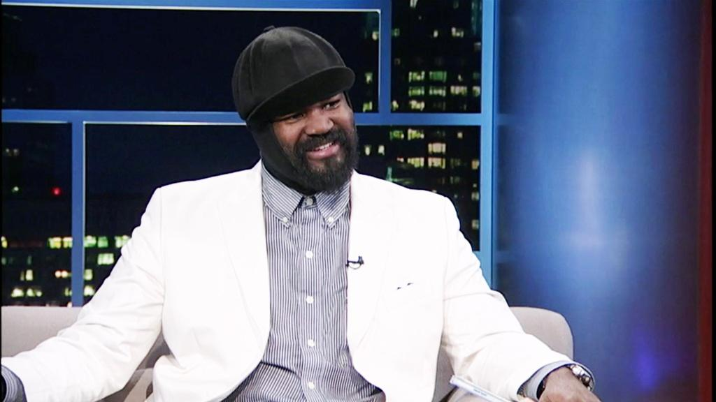 Le Meilleur Jazz Vocalist Gregory Porter Interviews Tavis Smiley Pbs Ce Mois Ci