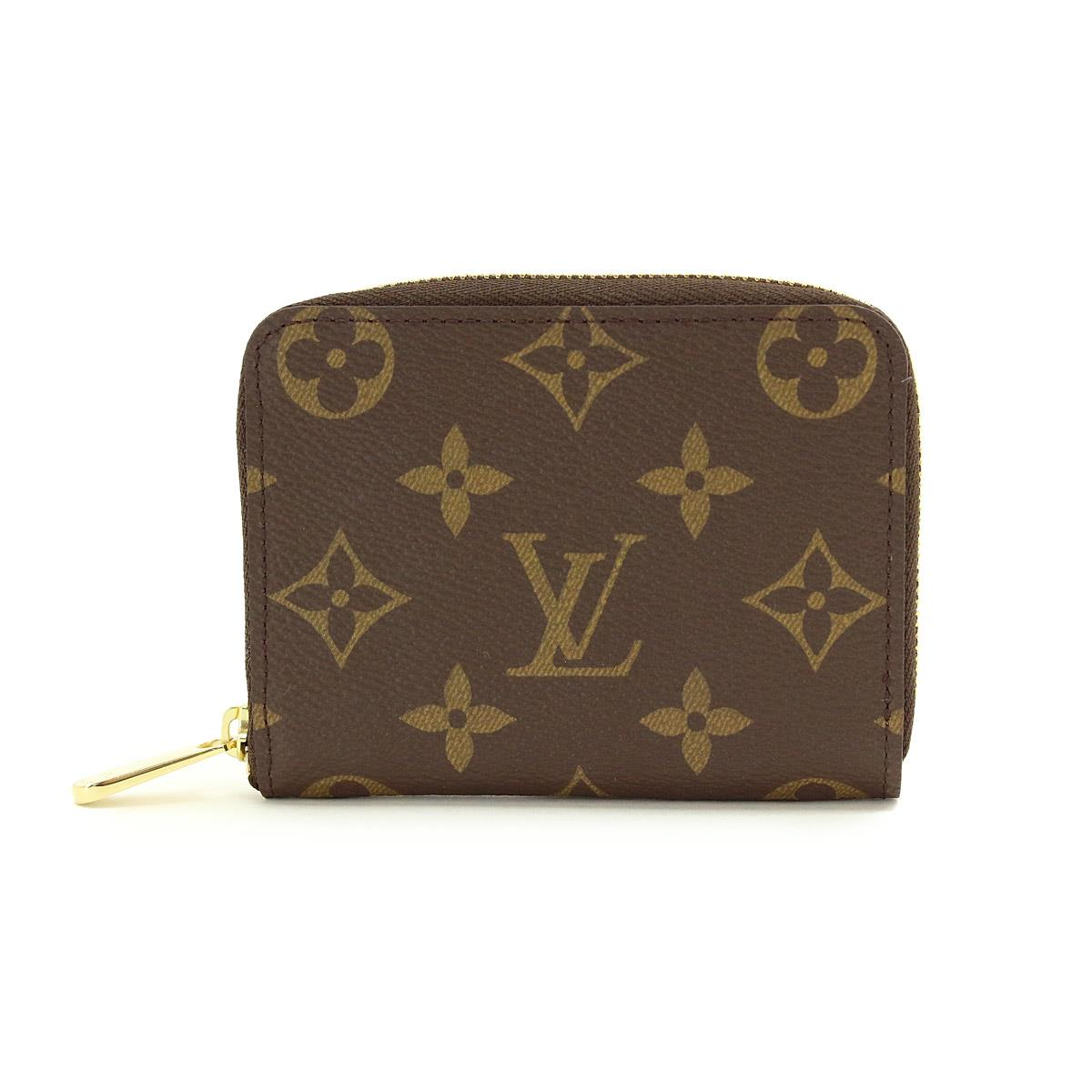 Le Meilleur Auth Louis Vuitton Monogram Zippy Coin Purse Case M60067 Ce Mois Ci