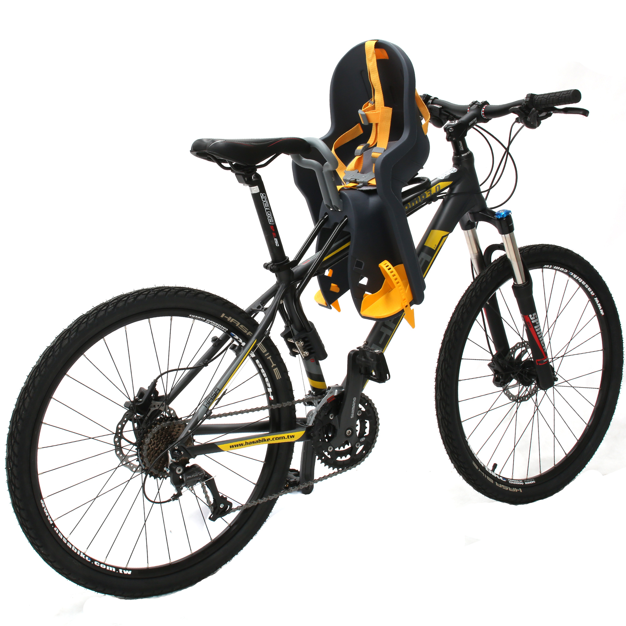 Le Meilleur Bicycle Kids Child Front Baby Seat Bike Carrier Usa Ce Mois Ci
