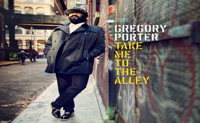 Le Meilleur Stream Gregory Porter S New Lp Take Me To The Alley Ce Mois Ci