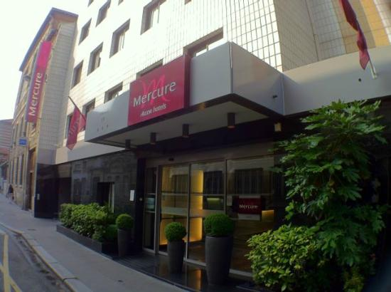 Le Meilleur Front Of The Hotel Mercure Paris Xv Picture Of Hotel Ce Mois Ci