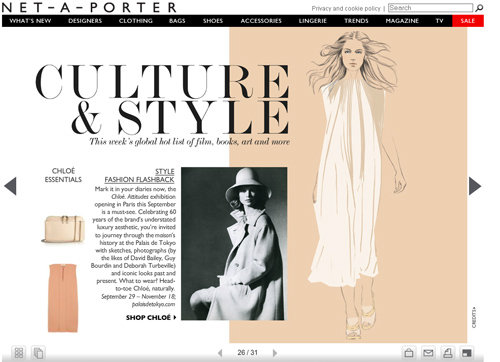 Le Meilleur Net A Porter Creates Head Of Advertising Job News Ce Mois Ci