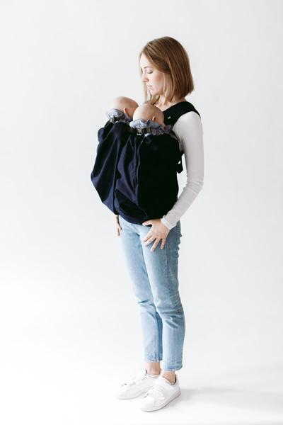 Le Meilleur Weego Twin Baby Carrier For Babywearing Twins Mom On The Ce Mois Ci