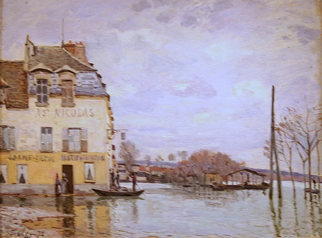 Le Meilleur Flood At Port Marly Flickr Photo Sharing Ce Mois Ci