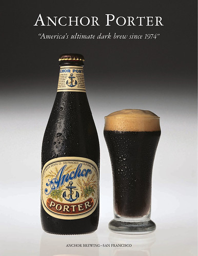 Le Meilleur Beer In Ads 690 Anchor Porter Brookston Beer Bulletin Ce Mois Ci