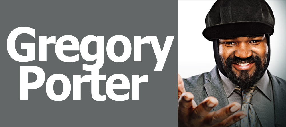 Le Meilleur An Evening With Gregory Porter Blumenthal Performing Arts Ce Mois Ci