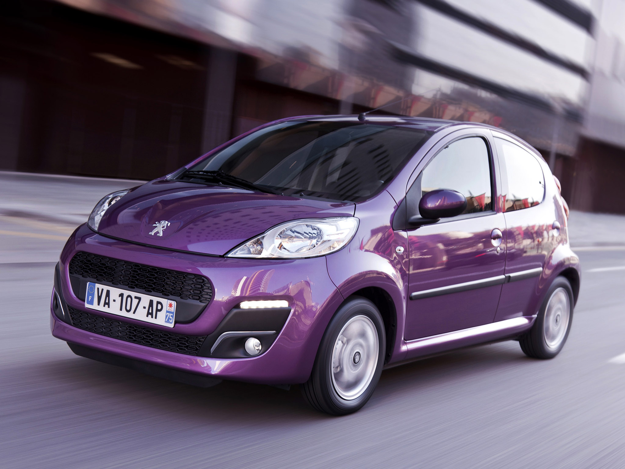 Le Meilleur Car In Pictures – Car Photo Gallery » Peugeot 107 5 Door Ce Mois Ci Original 1024 x 768