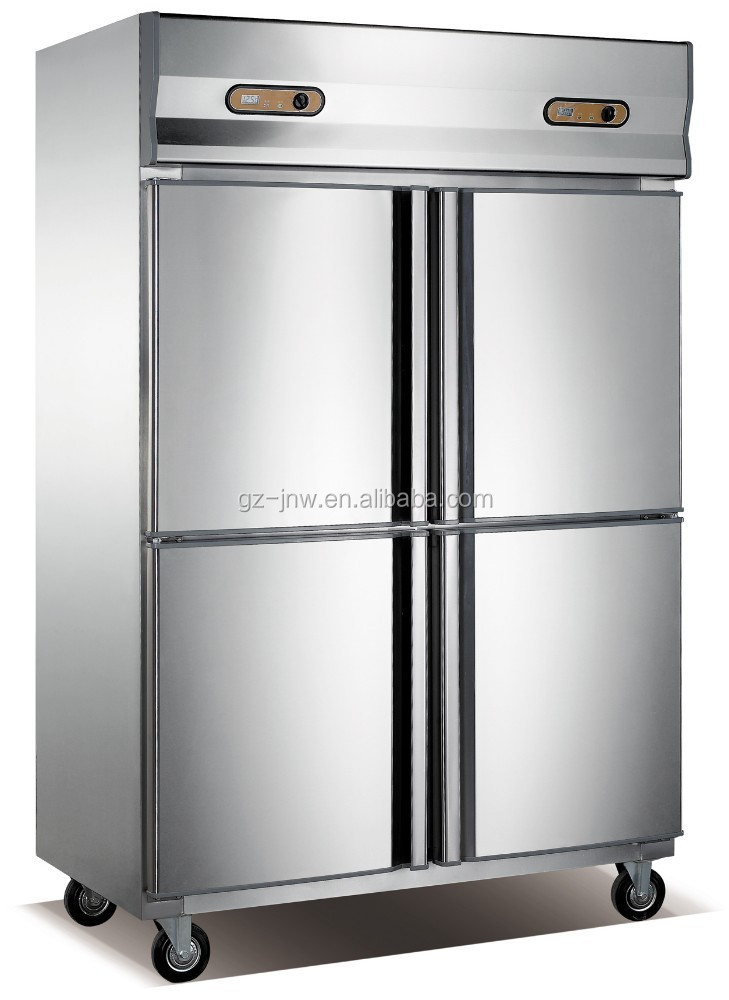 Le Meilleur High Quality 4 Doors Commercial Refrigerator Kitchen Ce Mois Ci
