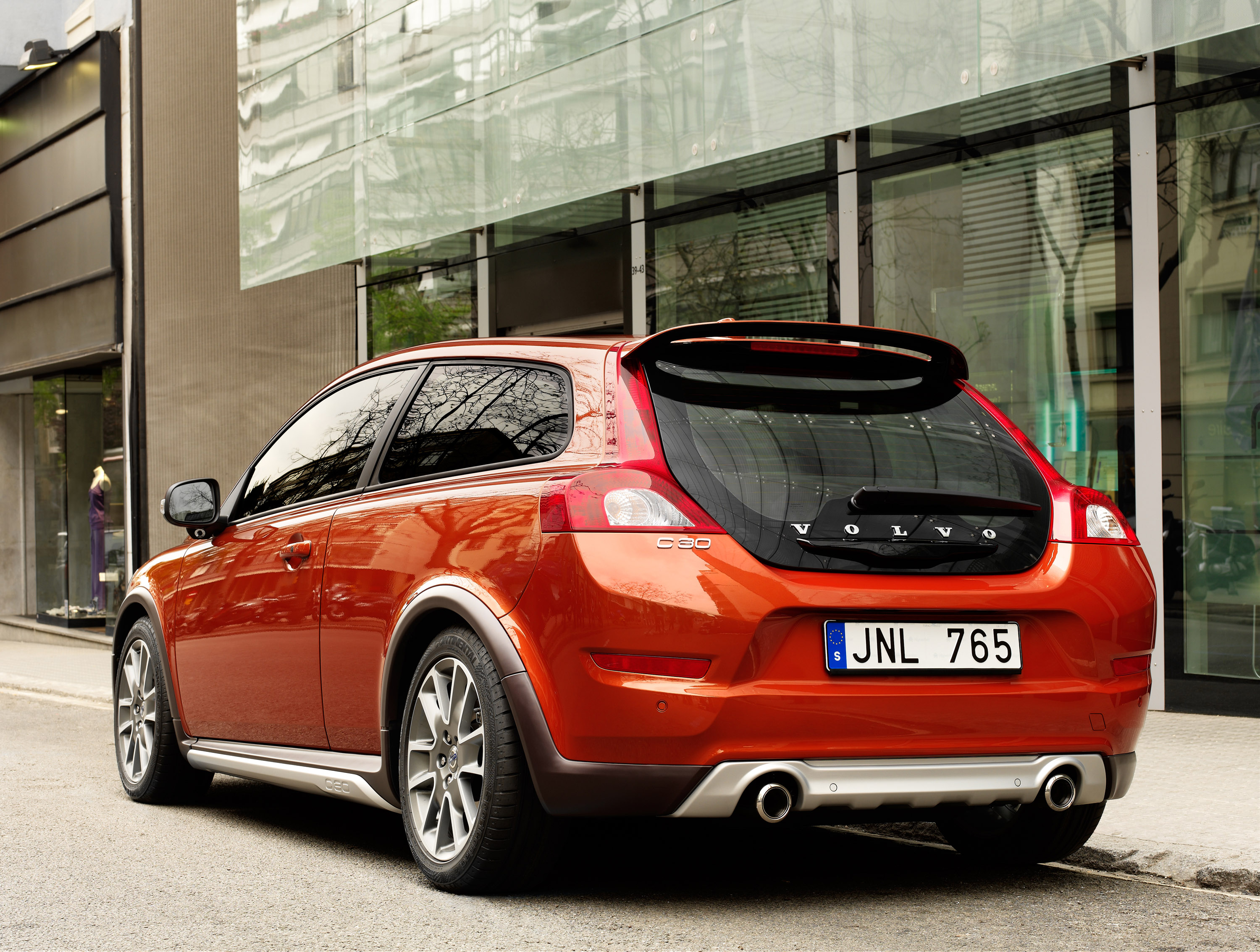 Le Meilleur Volvo Will Release C30 Model With 5 Doors To Compete Golf Vi Ce Mois Ci
