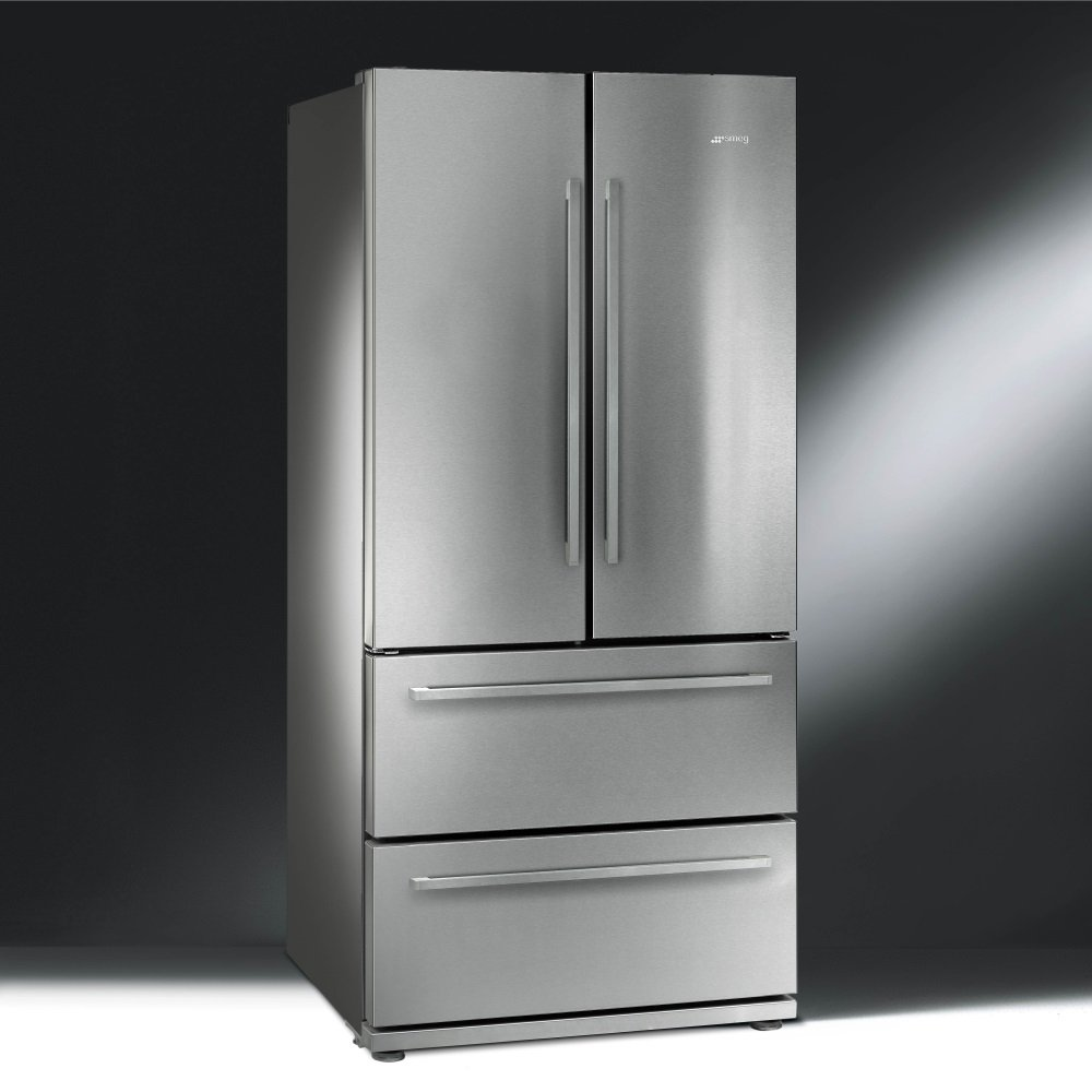 Le Meilleur Sm*G Fq55Fx 2 Door 2 Drawer Fridge Freezer In Stainless Ce Mois Ci