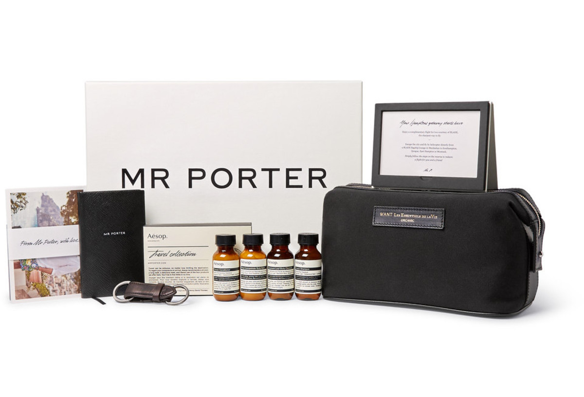 Le Meilleur Mr Porter Has Got The Perfect Kit For A Hampton S Getaway Ce Mois Ci