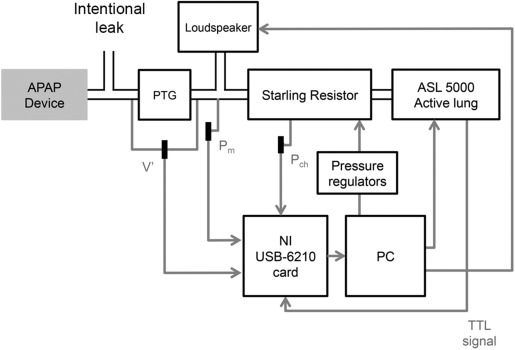 Le Meilleur Testing The Performance Of Positive Airway Pressure Ce Mois Ci
