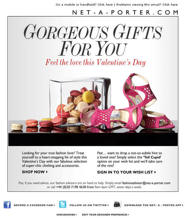 Le Meilleur Valentine S Special Email Tips That You Shouldn T Miss Ce Mois Ci