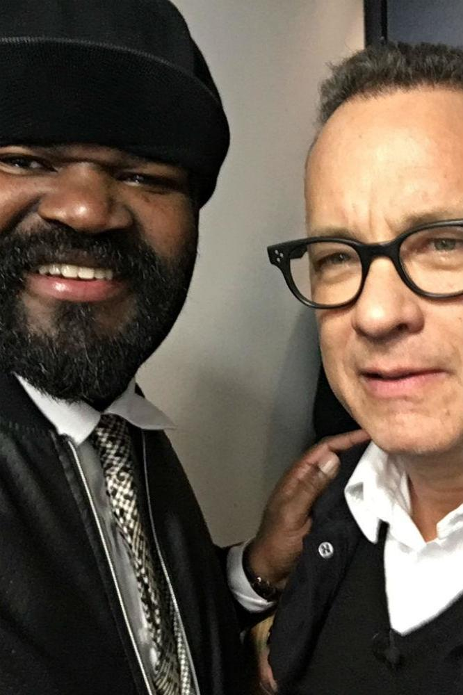 Le Meilleur Gregory Porter Wants To Make A Video With Tom Hanks Ce Mois Ci