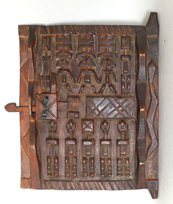 Le Meilleur Millet Granary Door Dogon Country Mali Catawiki Ce Mois Ci