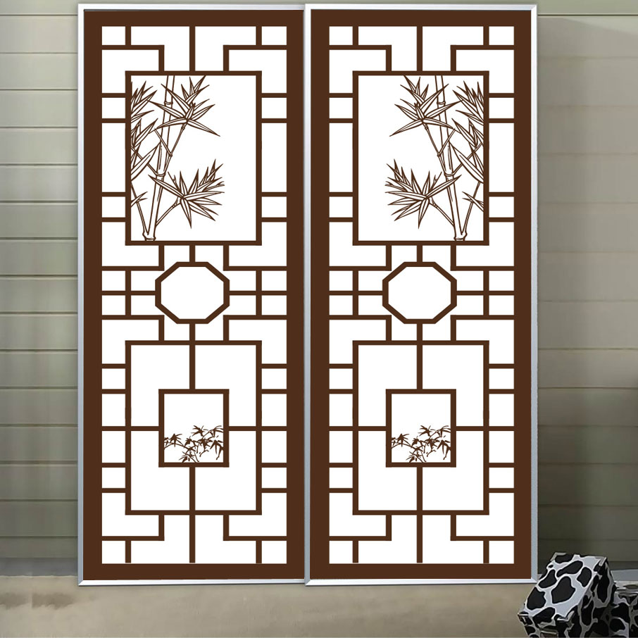 Le Meilleur Privacy Stickers On The Window Custom Made Chinese Style Ce Mois Ci