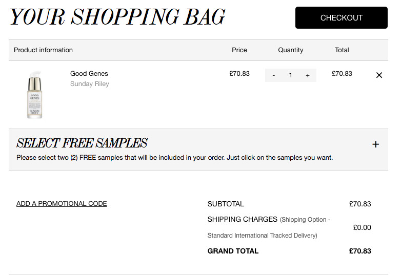 Le Meilleur It's Actually Cheaper To Shop At This Uk Based Beauty Site Ce Mois Ci