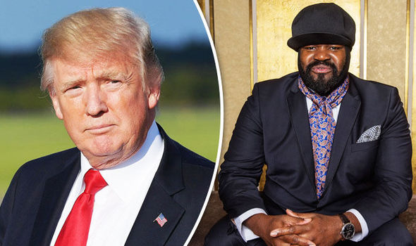 Le Meilleur Gregory Porter 'Hatred Made Comfortable With Donald Trump Ce Mois Ci