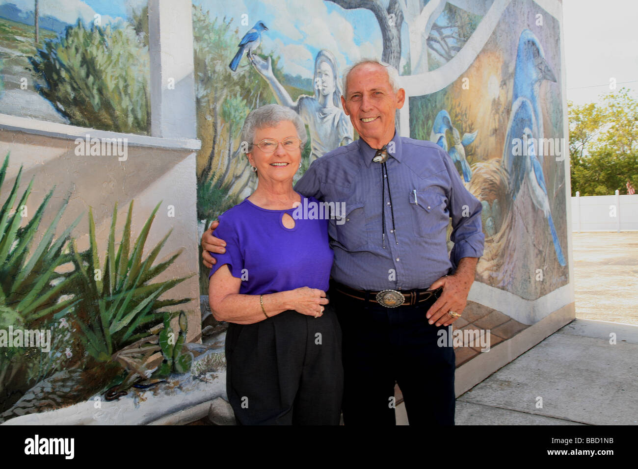 Le Meilleur Mr And Mrs Harriet And Bob Porter Of The Town Of Murals Ce Mois Ci